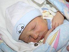 Stanislav Presl ze Strážova (3500 gramů, 52 cm) se narodil v klatovské porodnici 15. září ve 14.39 hodin. Rodiče Olga a Stanislav přivítali očekávaného synka na svět společně. Z brášky má radost i Edík (10,5).