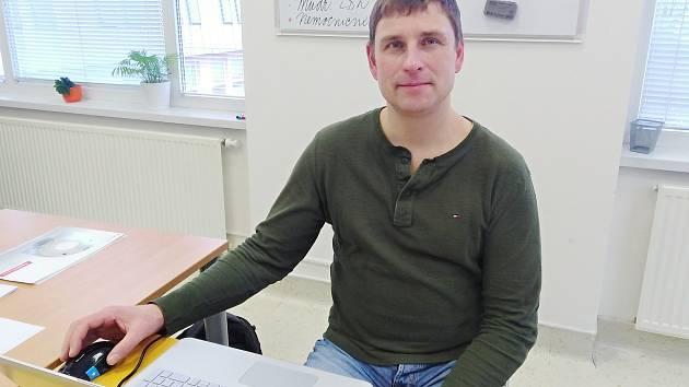 Ředitel nemocnice v Sušici Václav Rada.
