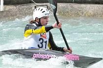 Ve finálové jízdě světového poháru seniorů v Tacenu dojela Karolína Galušková na výborném 6. místě.