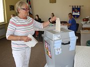Volby v Hrádku u Sušice