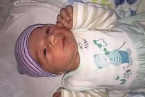 Dominik Toman z Janovic (3510 g, 50 cm) se narodil v klatovské porodnici 29. dubna ve 21.47 hodin. Rodiče Michaela a Marekpřivítali očekávaného prvorozeného syna společně na svět.