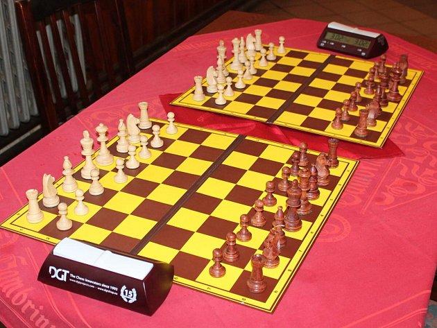 Šachy. Ilustrační foto.