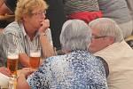 Mini pivní slavnosti v Dolanech 2013