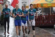 Cyklo-běh za Českou republiku bez drog v Klatovech