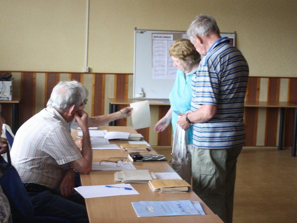Volby v Klatovech č. 9