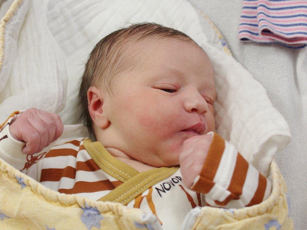 Veronika Benešová z Měčína se narodila v klatovské porodnici 23. ledna ve 22.23 hodin (3690 g, 52 cm). Rodiče Hana a Pavel věděli dopředu, že jejich prvorozeným miminkem bude holčička.