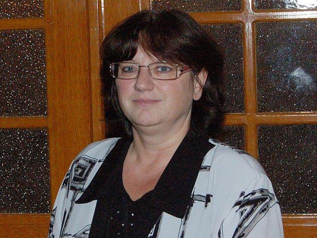 Zdeňka Řezníčková, ředitelka Muzea Šumavy