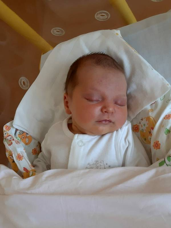 Nikol Jouzková z Radonic se narodila 9. září 2021 ve 21:04 hodin rodičům Petře a Jiřímu. Po příchodu na svět v domažlické porodnici vážila sestřička Karolínky (2,5) vážila 3640 gramů a měřila 49 centimetrů.