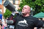 Strongman v Sušici 2014.