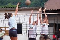 Volejbalový turnaj O pohár splavu 2010