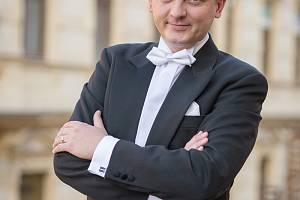 Dirigent a skladatel Jan Kučera.