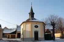 Kaple sv. Anny ve Svrčovci