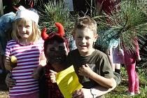 Děti v MŠ Pačejov se nenudily.