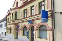 Budova České spořitelny v Plánici