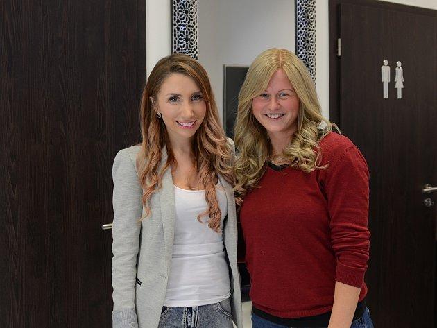 Salon Dlouhovlaska.cz pomáhá dívkám a ženám, které kvůli onkologickému či jinému onemocnění přišly ovlasy.