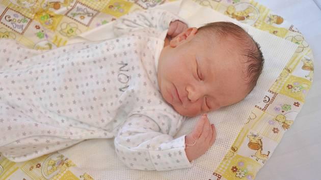 Matěj Vaniš z Újezda u Chanovic (3640 g) se narodil ve strakonické porodnici 17. června ve 4.54 hodin. Rodiče Hana a Jan se těšili, že Honzík (2) bude mít brášku.
