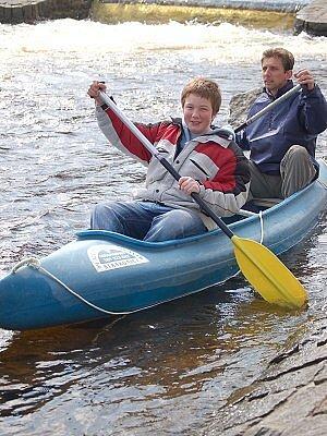 Téměř čtyři desítky posádek odemkly v sobotu v Sušici řeku Otavu. Letos už posedmé se vydali na plavbu do Horažďovic.