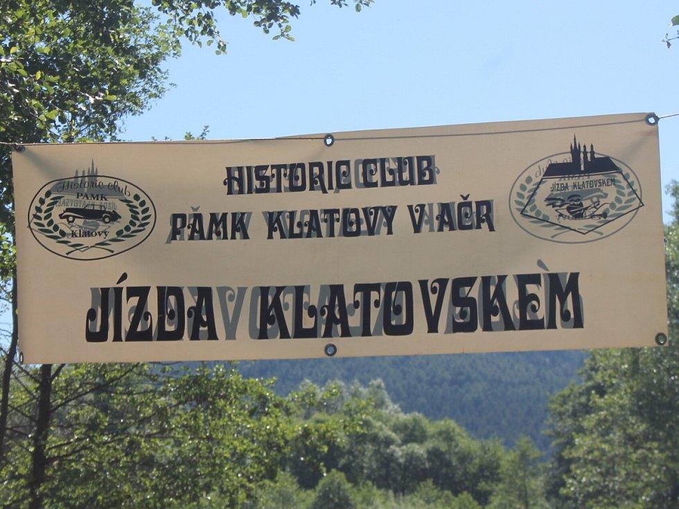 Tradiční Jízda Klatovskem veteránů