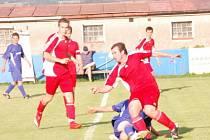 V prvním přípravném utkání na nadcházející mistrovskou sezonu přivítaly divizní Klatovy na domácím hřišti Nýřany. Zápas skončil remízou 1:1