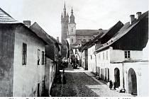 Historie města Klatovy.