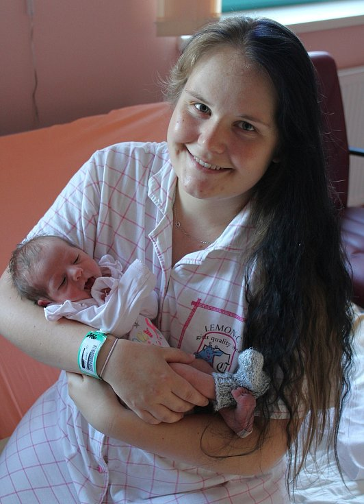 Bernadeta Plicová z Plzně se narodila ve FN na Lochotíně 31. srpna v 10:13 hodin (2800 g, 48 cm). Pro maminku Zuzanu bylo pohlaví jejího prvního miminka až do konce překvapením.