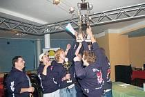 Slavnostní vyhlášení výsledků Open ligy Karpem 2010
