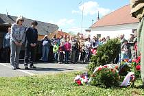 Oslavy osvobození v Horažďovicích 2016