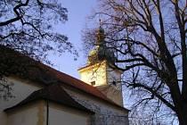 Kostel Nanebevzetí Panny Marie v Myslívě