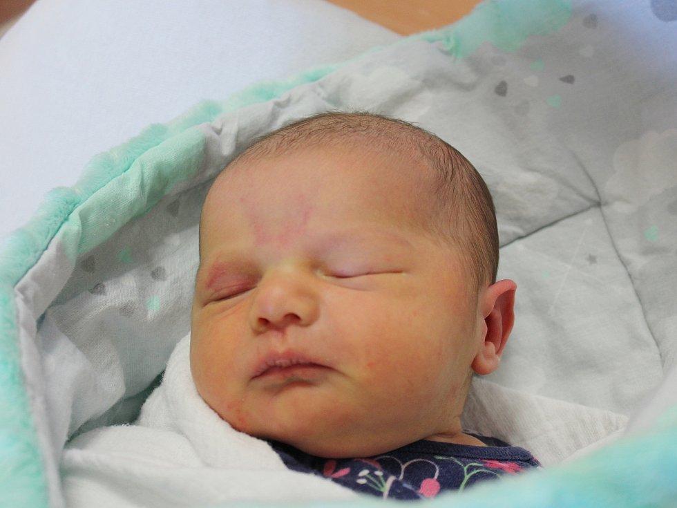 Linda Theimerová zKlatov se narodila vklatovské porodnici 11. září ve 22:57 hodin (3430 g, 49 cm). Rodiče Lucie a Sláva si nechali pohlaví miminka jako překvapení na porodní sál. Doma se na malou sestřičku těší dvouletý Hynek.