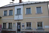 Stará budova Obecního úřadu Dolany
