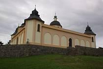 Kaple Anděla strážce.