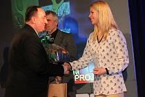 Vyhlášení ankety Nejúspěšnější sportovec roku 2014 okresu Klatovy