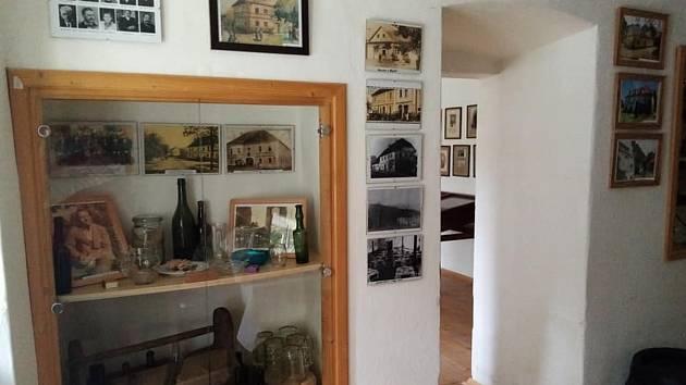 Výstava o pivovaru a hospodách v Chudenicích.