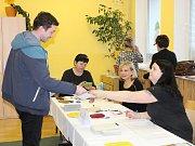 Druhý den prezidentských voleb na Klatovsku