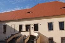 Zámek v Horažďovicích slouží jako městské muzeum.