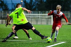 9. kolo I. A třídy: SK Petřín Plzeň B - TJ Start Luby 5:0.