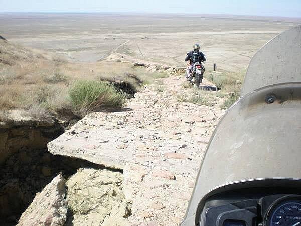 Expedice Kyrgyzstán 2010 v Kazachstánu