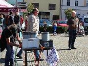Pivní festival v Sušici.