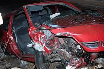 Středeční nehoda v Chanovicích