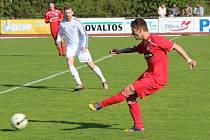 Fotbal, divize: Sušice (bílí) - Klatovy