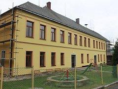 Škola v Hlavňovicích