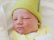 Štěpán Rendl z Dobřemilic (3710 g, 53 c) přišel na svět v klatovské porodnici 26. února v 9.53 hodin. Rodiče Adéla a Ladislav přivítali svého syna na svět společně. Doma na brášku čekají Míša (20) a Kristýnka (9).