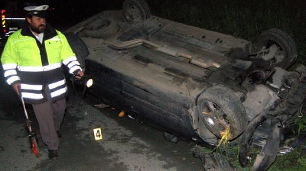 Štěstí v neštěstí měl 31letý Klatovan, který ve čtvrtek pozdě večer havaroval s Citroenem Xsara u lomu ve Svrčovci nedaleko Klatov. Nadýchal 0,92 promile alkoholu.