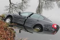 Nehoda u Slatiny