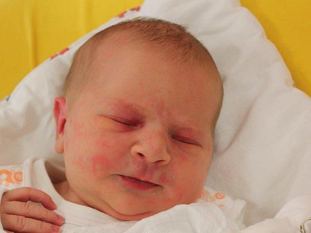 Nikola Šrámková z Klatov (3590 g, 52 cm) se narodila v klatovské porodnici 20. října v 16.44 hodin. Pohlaví miminka si nechala maminka Libuše jako překvapení. Doma se na sestřičku těší Terezka (2).