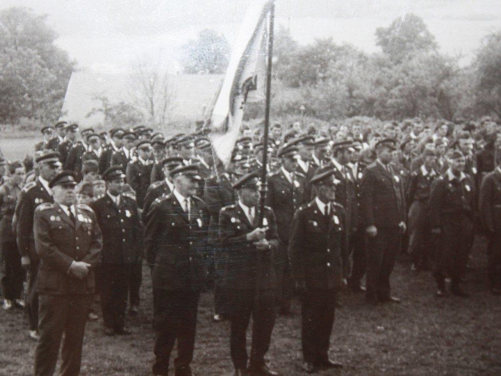 Oslavy 120 let SDH Běšiny