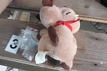 Drogy našli celníci i v této na pohled nevinné hračce