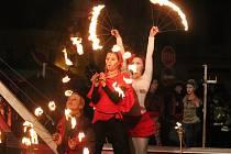 Zahájení nového roku v Klatovech