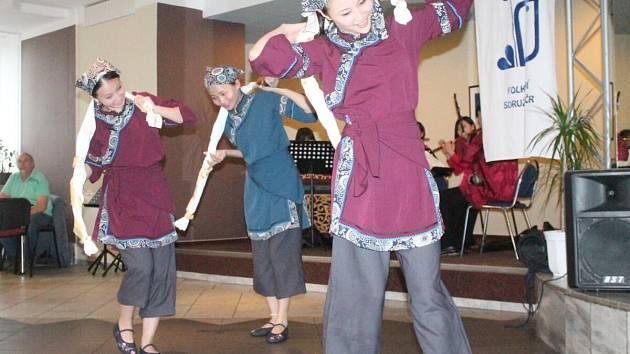 Pouťová veselice, průvod a folklorní vystoupení v Klatovech