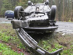 Nehoda u Plánice